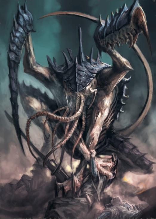 tyranid_lictor_artwork_by_zergwing-d7803yo