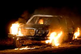 burningcar