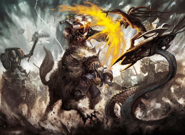 thunderwolves